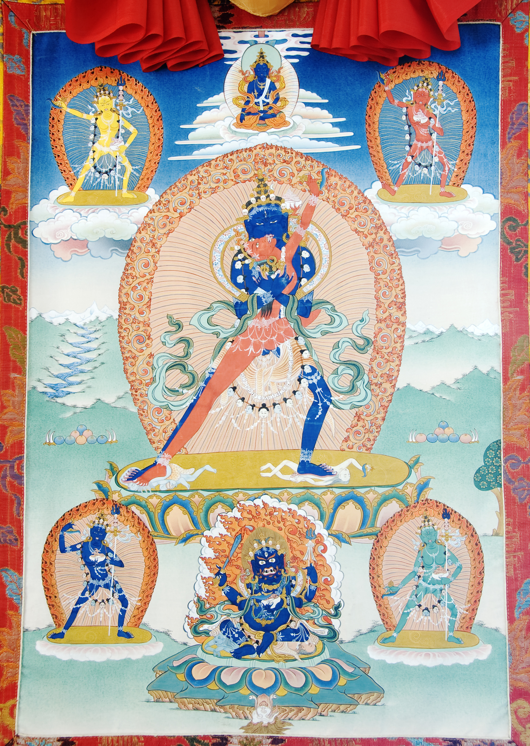 Chakrasamvajra