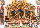 Jetsunma's Front Hall Altar