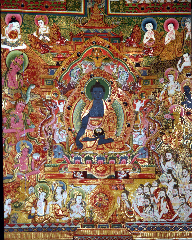 Medicine Buddha Med