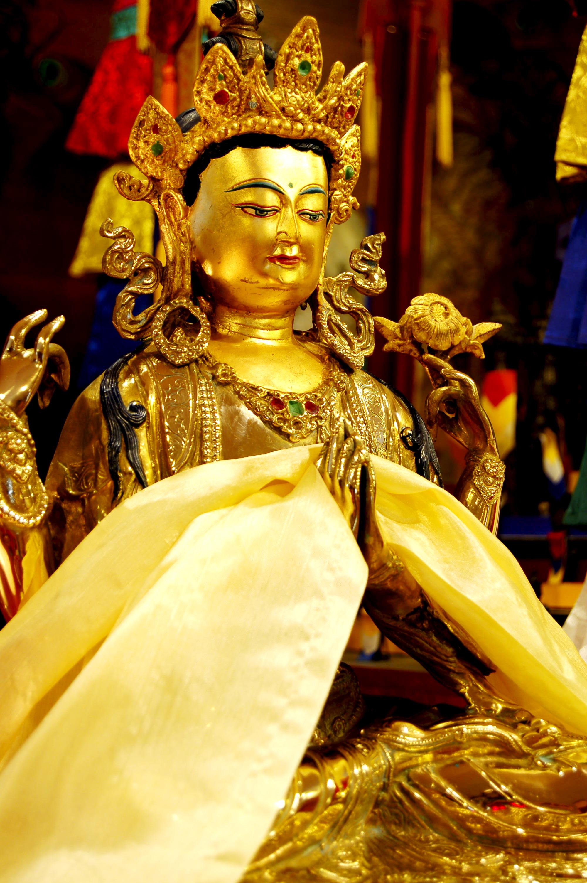 Chenrezig Statue KPC MD