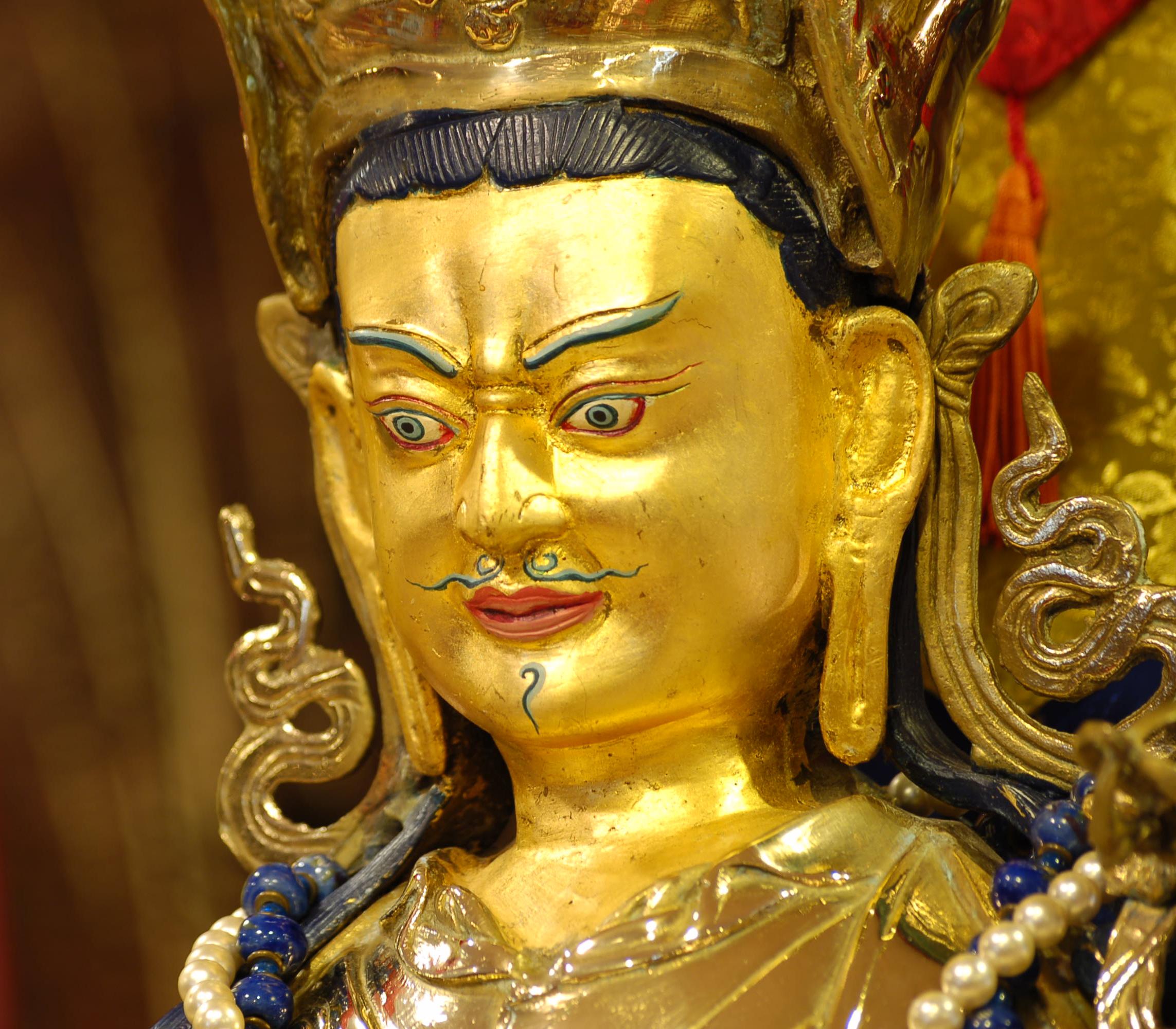 Guru Rinpoche Statue KPC MD