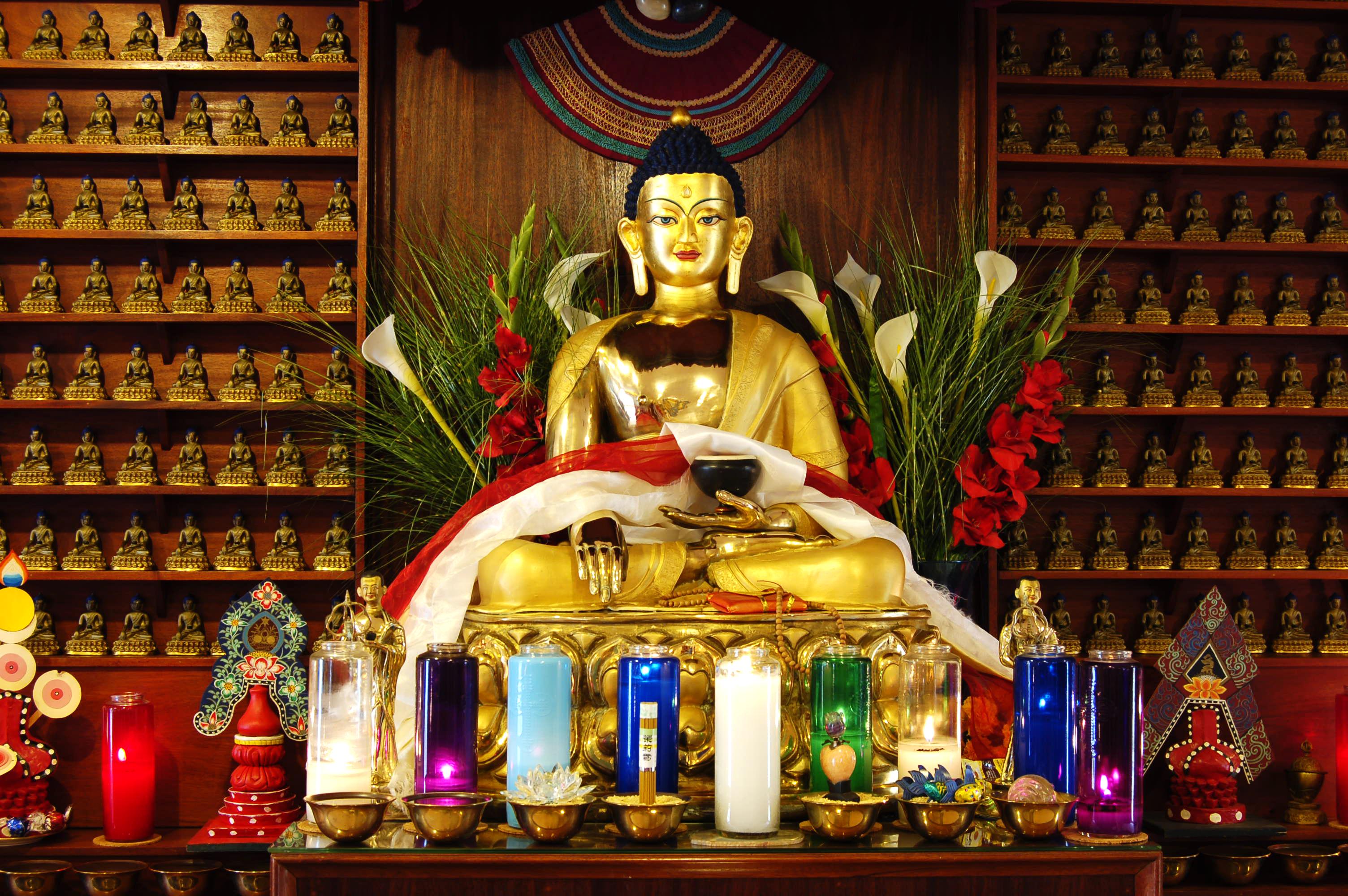 Shakyamuni Statue KPC MD