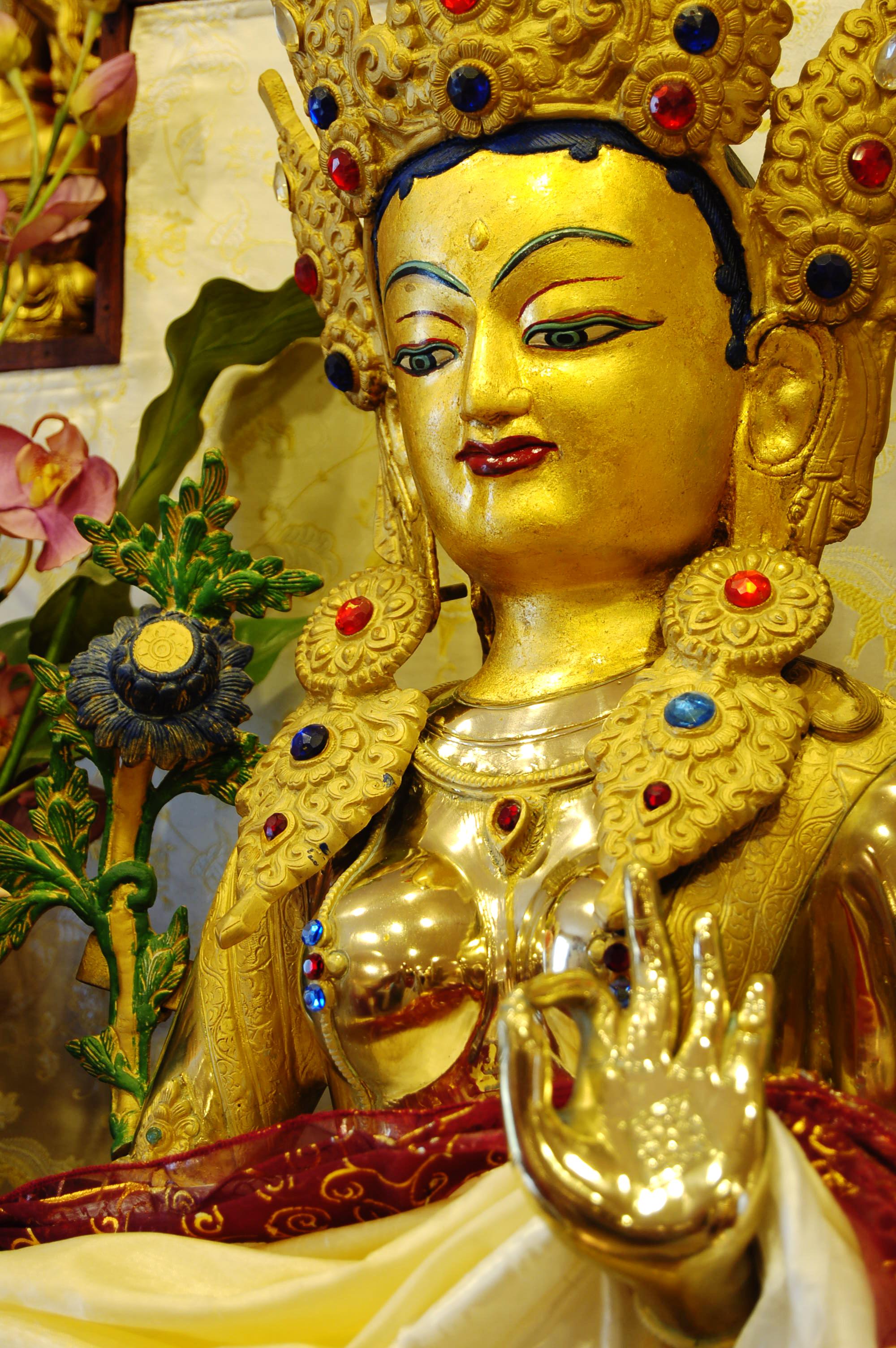 Tara Statue KPC MD