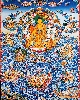 Buddha Shakyamuni Descent From Heaven
