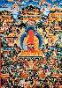 Buddha Amitaba Pureland print
