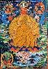 Guru Rinpoche Rainbow Body print