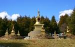 Long Life Stupa Park KPC-MD