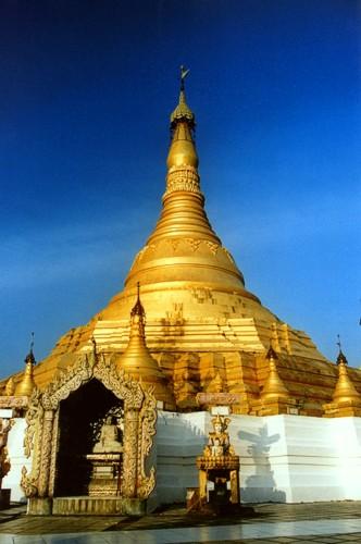 BurmeseStupa
