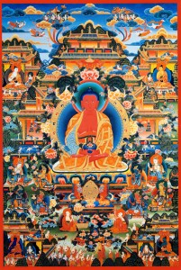 Amitabha's Pureland