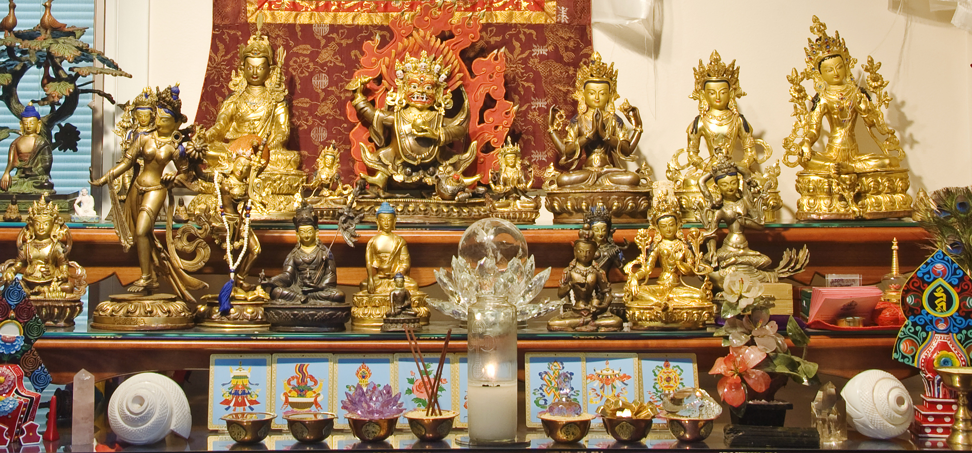 Keeping an Altar/Shrine: What it is, whom to dedicate it to, what to ...