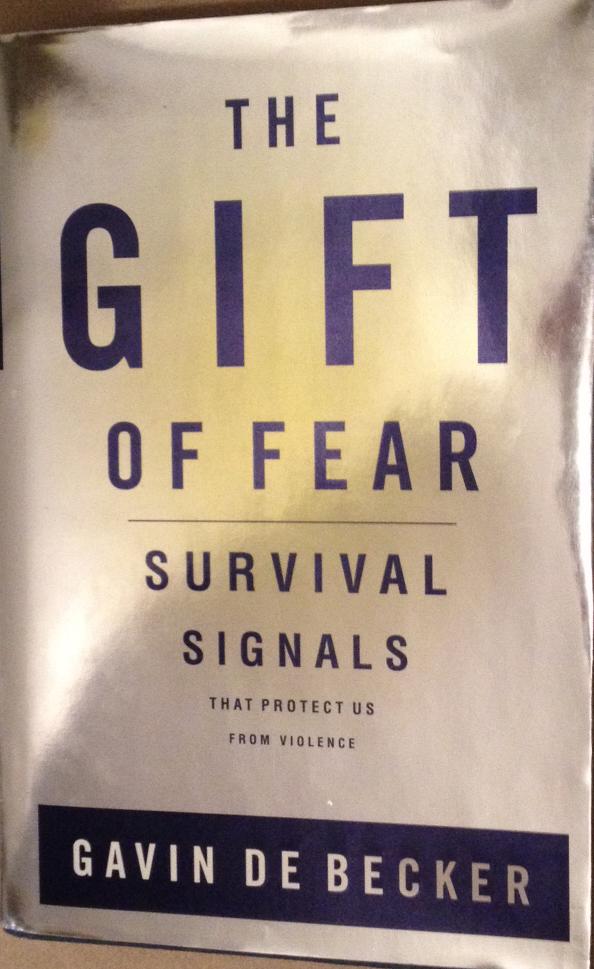 """From """"The Gift of Fear"""" by Gavin De Becker   Tibetan Buddhist Altar"""