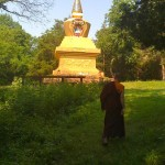 Stupas of KPC: A Resource for Healing, Peace and Prayer