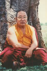 His Holiness Penor Rinpoche India