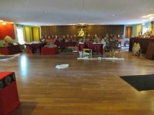 Prayer Room In Progress