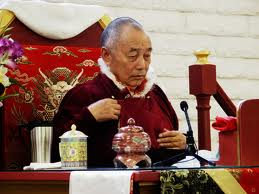 Gyaltrul Rinpoche